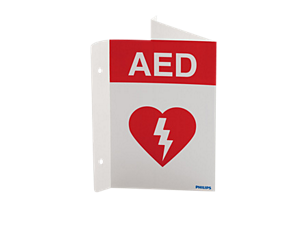 AED Wall Sign Accessories