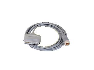 EKG-Stammkabel, AAMI/IEC Telemetriekabel
