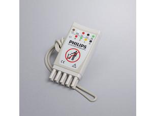 5-lead ECG Trunk Adapter