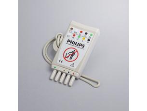 5 lead ECG Trunk Adapter - Datascope AAMI Adapter