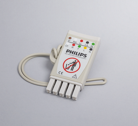 5 lead ECG Adapter - Draeger Adapter