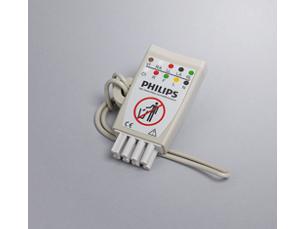 5-adriger EKG-Stammkabeladapter– Nihon Kohden Adapter