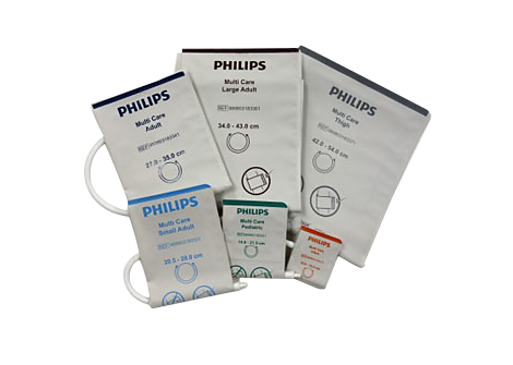 Multi-Care multi-patient use cuff, thigh   NBP accessories