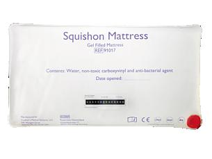 Squishon凝胶床垫 睡眠和体位支持系列