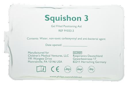 Squishon Asistente de posicionamiento de almohadones para bebés