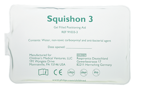 Squishon Infant cushion positioning aid