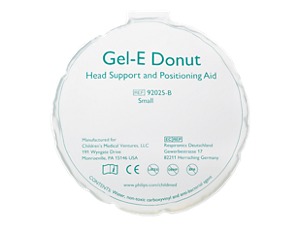 Gel-E Donut Almohadilla de gel suave