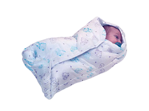 CozyCare Bunting Thermal wrap