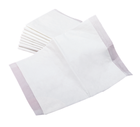Pee-on Absorbent pad