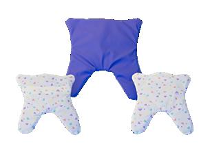 蛙形枕 多功能枕