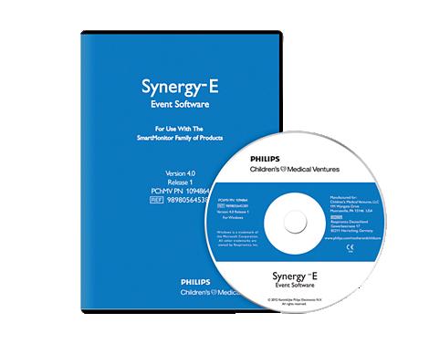 Synergy-E Apnea event recording software