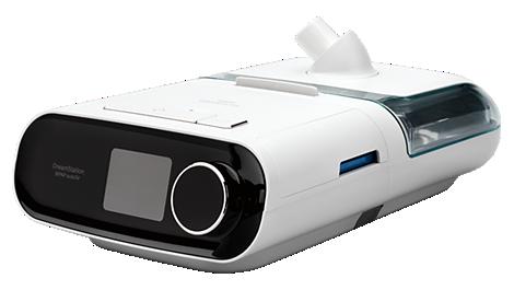 DreamStation BiPAP autoSV Sistema de servoventilación