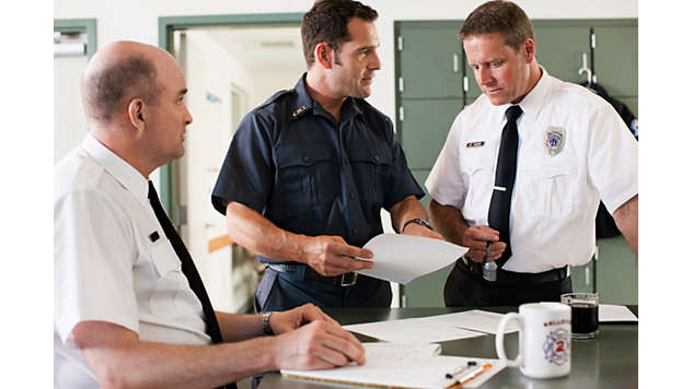 Receive defibrillator patient data