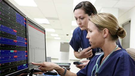 Easily accessible patient data