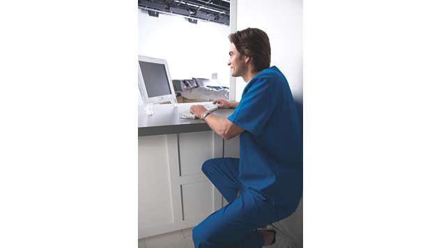 Verbessert die klinischen Auswertungsmöglichkeiten