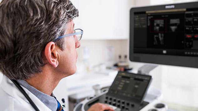 Ultrasonograf, który sprosta wszystkim wyzwaniom, jakie przynosi dzień