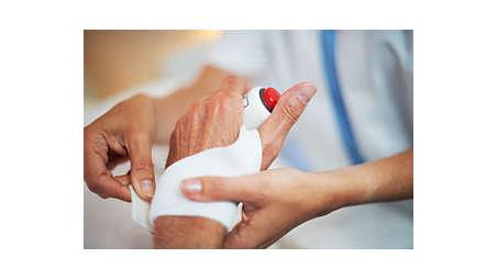Hoher Patientenkomfort und flexible Positionierung