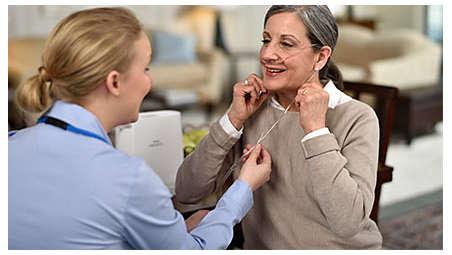 Werden Sie den Bedürfnissen der Patienten nach einer hohen Sauerstoffkapazität gerecht