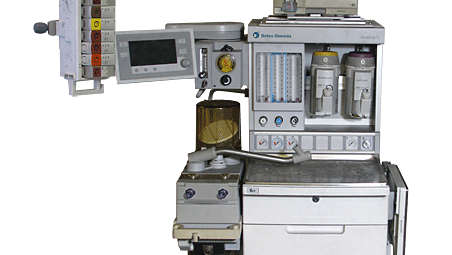IntelliVue MX800: GE Aestiva Top Shelf Mounting Kit