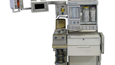 IntelliVue MX800: GE Aestiva Mounting Kit