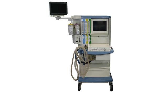 IntelliVue MX500/MX550: Dräger Narkomed 6000 mounting kit