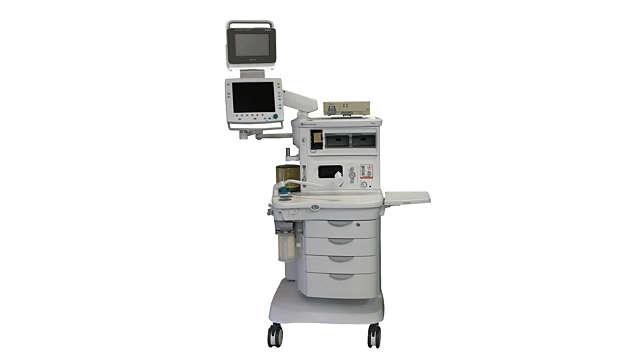 IntelliVue MX400/MX450: GE Aisys Mounting Kit