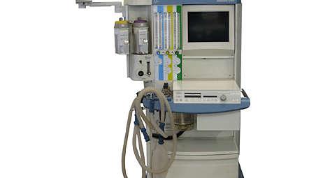 IntelliVue MX400/MX450: Dräger Narkomed 6000 Mounting Kit