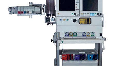 IntelliVue MP60/70: Datex-Ohmeda ADU Mounting Kit