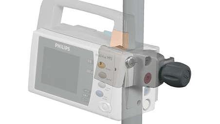 InvelliVue MP2: Adjustable Tilt Pole / Rail Mount Kit