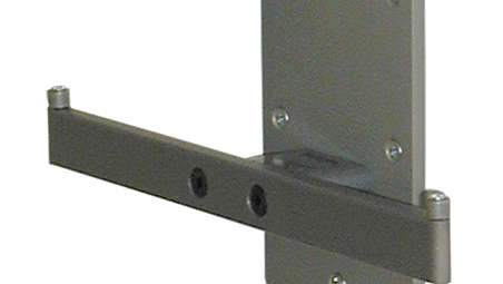 Wall Mount Rail