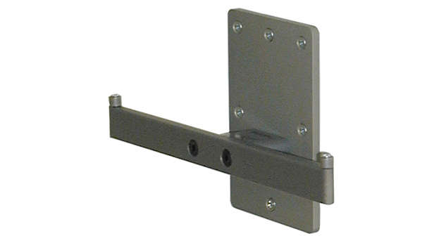 M8040A #A12: 10 x 25 mm Wall Mount Rail