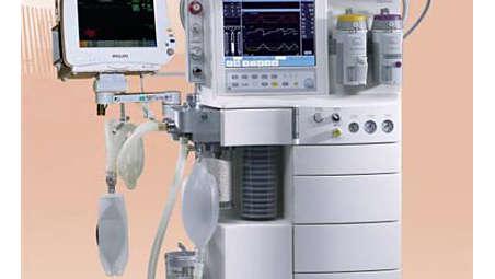Philips IntelliVue MP40/50 Heinen+Loewenstein leonplus Anesthesia Machine Mounting kit