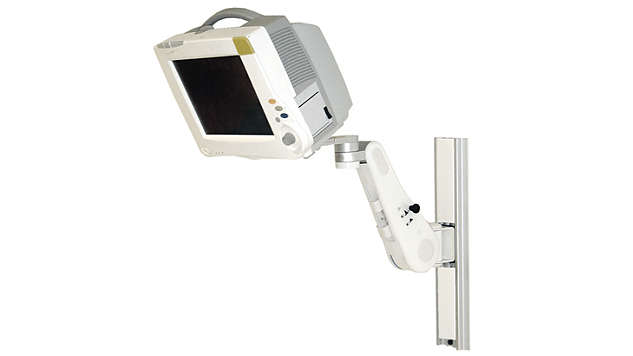 IntelliVue MP20: VHM™ Variable Height Wall Mounting Kit - Locking Arm