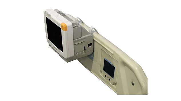 InvelliVue MP5: Bed Hook Mount