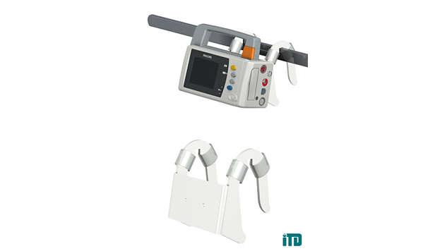 Universal bed hanger: Mounting kit