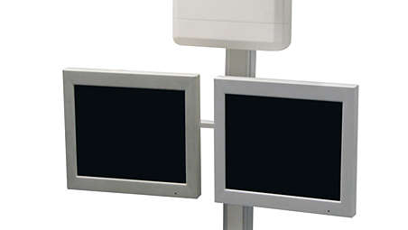 IntelliVue XDS with Dual Display