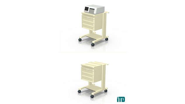 FM40/50-Cart 3D: Mounting Kit