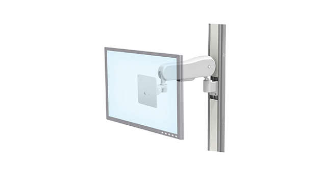 Flat Panel: VHM-25™ Channel Mount Arm*
