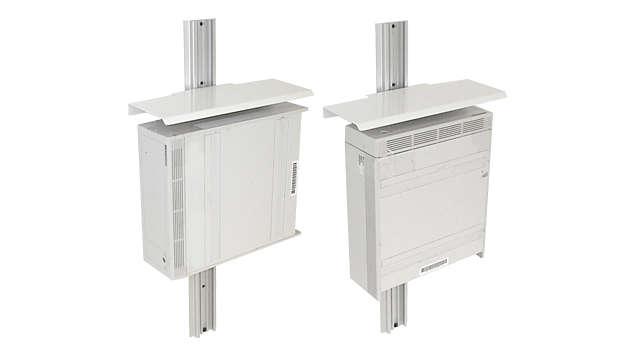 Philips CMS Computer Module Flush Wall Mount