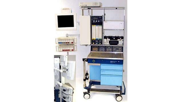 Philips CMS:  Datex-Ohmeda Modulus 2/2+ Mounting Kit
