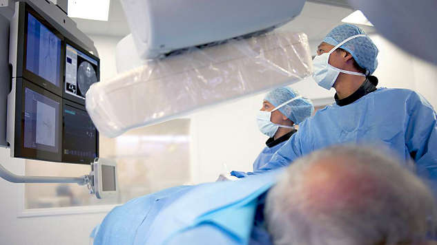 AlluraClarity FD20 interventional system: 3D imaging for interventional oncology