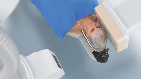 Идеальное сочетание детекторов FD20/15: свободный доступ и полный охват головного мозга