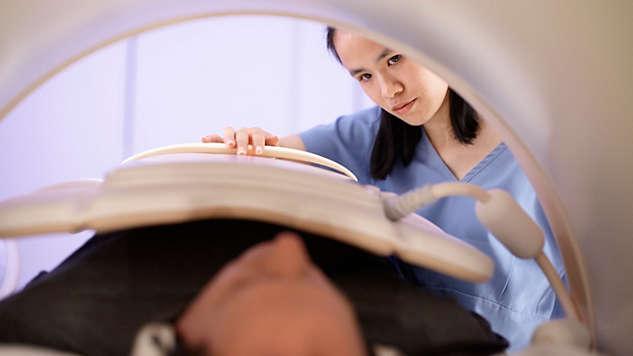 Auch für schwer zu untersuchende Patienten geeignet