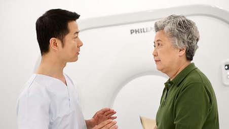 Enhance diagnostic confidence with superb image quality