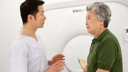Améliore la fiabilité du diagnostic grâce à une haute qualité d'image