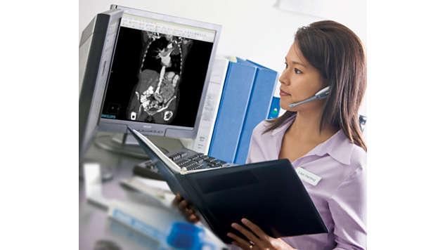 Conte com serviços e análises inteligentes