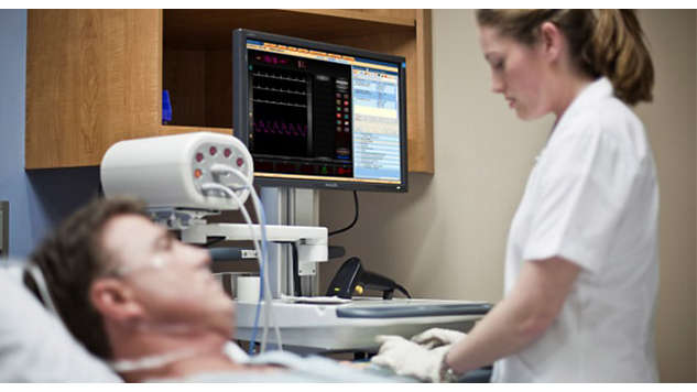 Enhance cath lab workflow and patient care