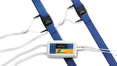 Sensores de esfuerzo ezRIP y zRIP DuraBelt