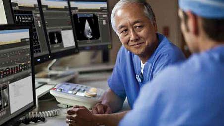 Opis badań echa serca w przeglądarce internetowej – niezależnie od miejsca i czasu