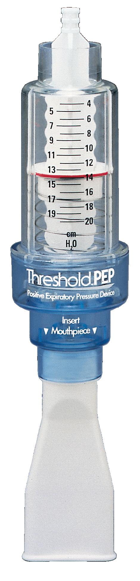 Threshold Positive expiratory pressure device